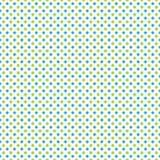 Bezszwowi aqua błękitnej zieleni pudełka deseniują biel bazę Fotografia Stock