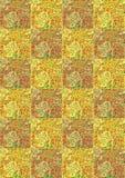 bezszwowi tło słoneczniki Zdjęcie Stock