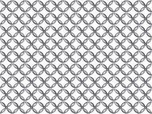 Bezszwowy łańcuszkowej poczta pierścionku siatki wzór Zdjęcie Royalty Free