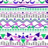 Bezszwowy abstrac wzór Zdjęcie Stock