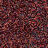 Bezszwowy abstrakcjonistyczny błękitny tło wzór. Zdjęcie Royalty Free