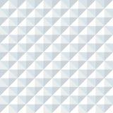 Bezszwowy abstrakcjonistyczny geometryczny biel powierzchni wzoru tekstury tło ilustracja wektor
