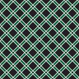 Bezszwowy abstrakcjonistyczny geometryczny czeka wzór royalty ilustracja