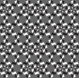Bezszwowy abstrakcjonistyczny geometryczny dekoracyjny tło Zdjęcia Royalty Free