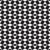 Bezszwowy abstrakcjonistyczny geometryczny prostokąta diamentu wzór ilustracja wektor