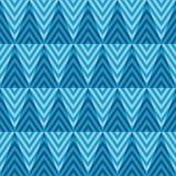 Bezszwowy abstrakcjonistyczny geometryczny szewronu wzoru tło royalty ilustracja