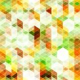Bezszwowy abstrakcjonistyczny trójbok Zdjęcie Royalty Free