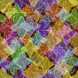 bezszwowy abstrakcyjne tło Zdjęcie Royalty Free