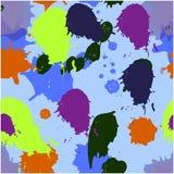 bezszwowy abstrakcyjne tło Obrazy Stock