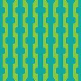 Bezszwowy abstrakt zieleni pionowo linii sztuki wzór royalty ilustracja