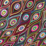 Bezszwowy abstrakta wzór Zdjęcia Stock