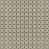 Bezszwowy abstrakta wzór Z ośmiobokami Obrazy Royalty Free