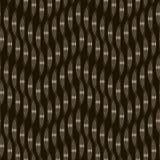 Bezszwowy antykwarski art deco wzoru ornament Geometryczni eleganccy półdupki Zdjęcia Stock