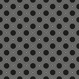 Bezszwowy art deco okręgu połączenia wzoru tekstury tło ilustracja wektor