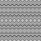 Bezszwowy aztec wzór Fotografia Royalty Free