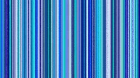 Bezszwowy błękitny pasiasty tło Obrazy Royalty Free
