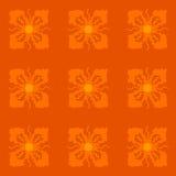Bezszwowy barwiony wzór dla tła Zdjęcia Royalty Free