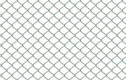 bezszwowy chainlink ogrodzenie Zdjęcia Stock