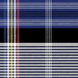 Bezszwowy czeka wzór na teksturze zdjęcia stock