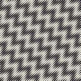 Bezszwowy czochra wzór wielostrzałowa tekstura Falista grafika ilustracji