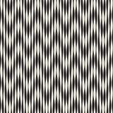 Bezszwowy czochra wzór Wielostrzałowa wektorowa tekstura Falisty graficzny tło Prości lampasy royalty ilustracja