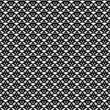 Bezszwowy dekoracyjny tło z abstrakcjonistycznymi geometrycznymi kształtami ilustracji
