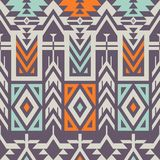 Bezszwowy Dekoracyjny wektoru wzór dla Tekstylnego projekta Fotografia Stock