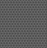Bezszwowy dekoracyjny wzór z gwiazdami Zdjęcia Royalty Free