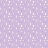 Bezszwowy Deseniowy Abstrakcjonistyczny Purpurowy tło royalty ilustracja