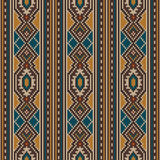 Bezszwowy deseniowy ornament na wełnie dział teksturę również zwrócić corel ilustracji wektora Obrazy Royalty Free