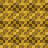Bezszwowy deseniowy tło od różnorodność stubarwnych kwadratów ilustracja wektor