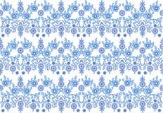 Bezszwowy deseniowy tło osiemnaście Royalty Ilustracja