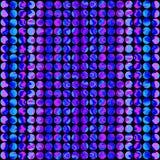 Bezszwowy dyskoteka wzór Obrazy Stock