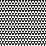Bezszwowy geometryczny abstrakcjonistyczny trójboka wzoru tekstury tło ilustracji