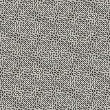 Bezszwowy Geometryczny chińczyk linii wzór, wektor royalty ilustracja