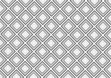 Bezszwowy geometryczny deseniowy tło ilustracji