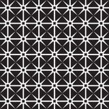 Bezszwowy geometryczny deseniowy tekstury tło royalty ilustracja