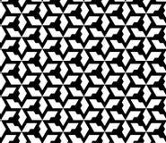 Bezszwowy geometryczny deseniowy wektorowy tło projekt Obrazy Royalty Free