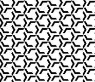 Bezszwowy geometryczny deseniowy wektorowy tło projekt Zdjęcie Royalty Free