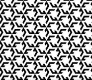 Bezszwowy geometryczny deseniowy wektorowy tło projekt Zdjęcia Royalty Free