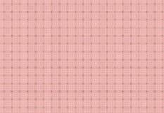 bezszwowy geometryczny kwadrata i okręgu wzór Zdjęcia Stock