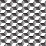Bezszwowy geometryczny wzór Obraz Royalty Free