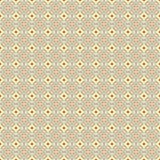 Bezszwowy geometryczny wzór Obrazy Royalty Free
