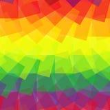 Bezszwowy geometryczny wzór Zdjęcie Stock
