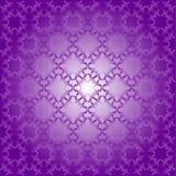 Bezszwowy geometryczny wzór ultrafioletowy kolor