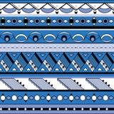 Bezszwowy graficzny tło Obraz Stock
