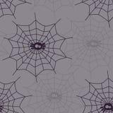 bezszwowy halloween wzoru Obrazy Stock