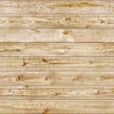Bezszwowy jaskrawy żółty drewno Zdjęcie Stock