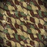 Bezszwowy kołtuniasty wzór z wełna caklami w stylowym roczniku Zdjęcie Royalty Free