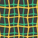 Bezszwowy kolorowy gemotric wzór Zdjęcia Stock
